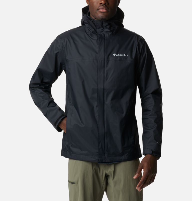 Watertight™ II Jacket | 010 | L Men's Watertight™ II Jacket, Black, front