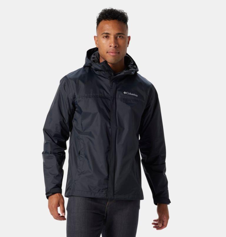 Watertight™ II Jacket | 010 | XXL Men's Watertight™ II Rain Jacket, Black, front