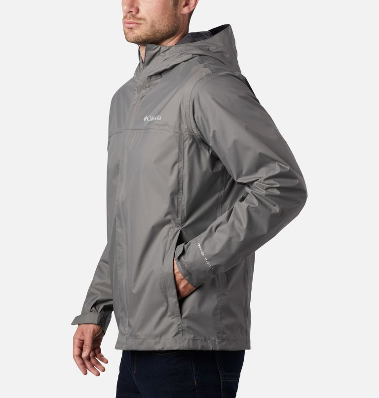Watertight™ II Jacket | 023 | L Men's Watertight™ II Jacket, City Grey, a1