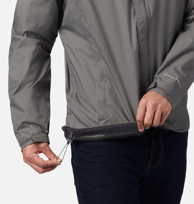 Watertight™ II Jacket | 023 | L Men's Watertight™ II Jacket, City Grey, a2