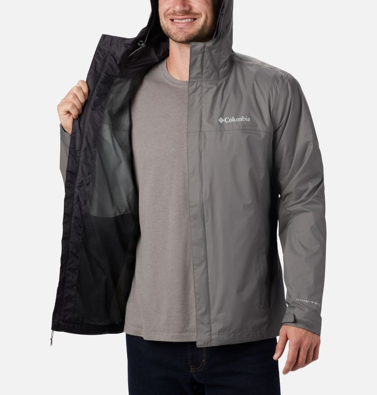 Watertight™ II Jacket | 023 | L Men's Watertight™ II Jacket, City Grey, a3