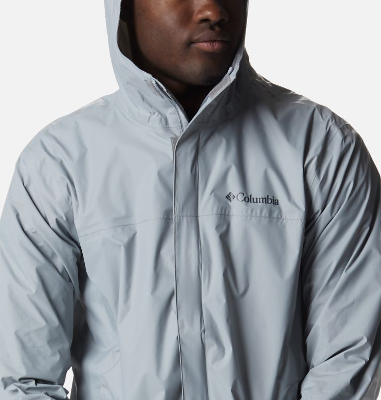 Watertight™ II Jacket | 039 | M Manteau Watertight™ II pour homme, Columbia Grey, a2