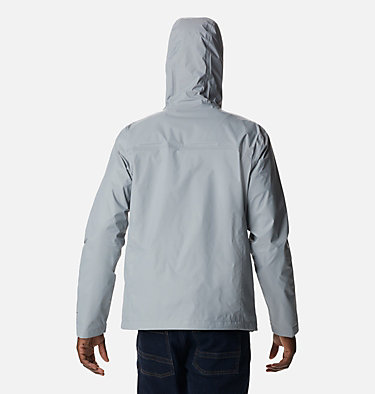 Men's Watertight™ II Jacket Watertight™ II Jacket | 820 | S, Columbia Grey, back