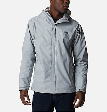 Men's Watertight™ II Jacket Watertight™ II Jacket | 820 | S, Columbia Grey, front