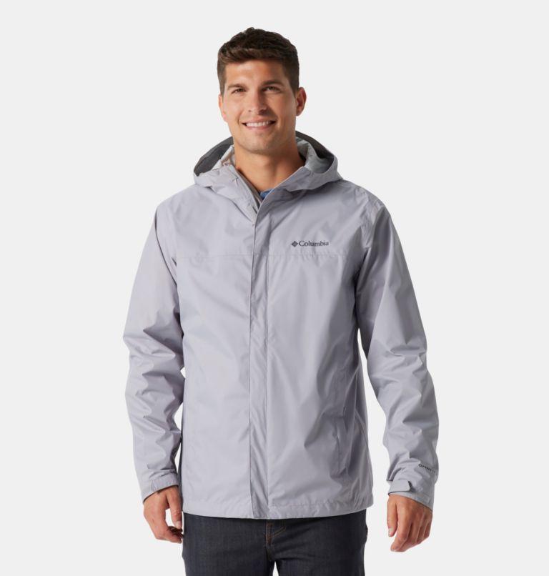 Watertight™ II Jacket | 039 | L Men's Watertight™ II Jacket, Columbia Grey, front