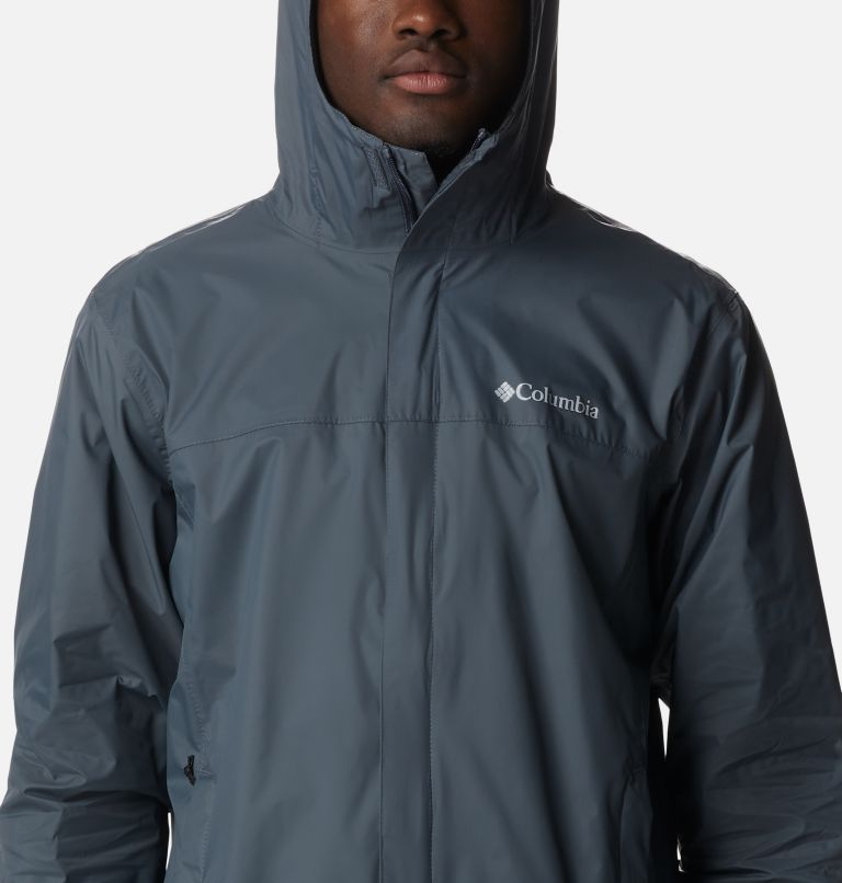 Watertight™ II Jacket | 053 | S Men's Watertight™ II Jacket, Graphite, a2