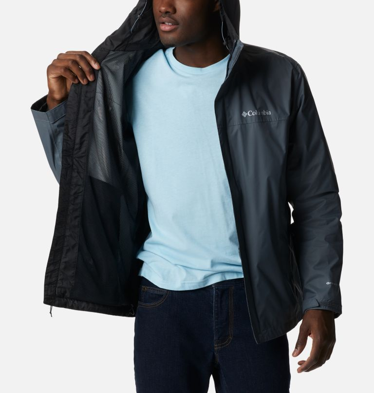 Watertight™ II Jacket | 053 | S Men's Watertight™ II Jacket, Graphite, a3