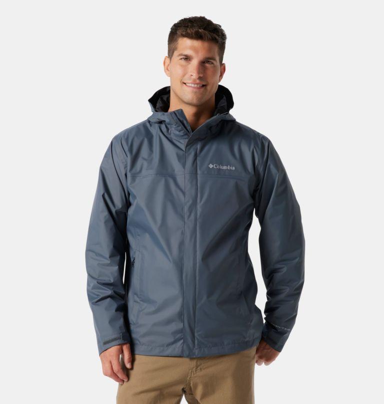 Watertight™ II Jacket | 053 | L Men's Watertight™ II Jacket, Graphite, front