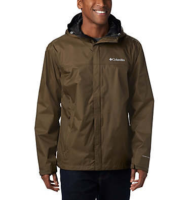 Men's Watertight™ II Jacket Watertight™ II Jacket | 820 | S, Olive Green, front