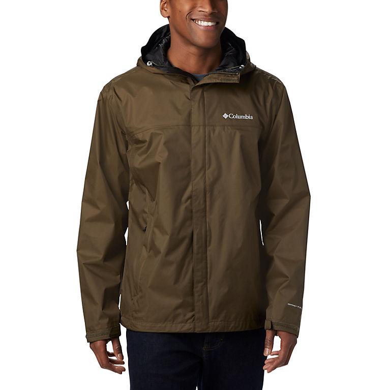classic style luxury aesthetic up-to-datestyling Men's Watertight™ II Jacket