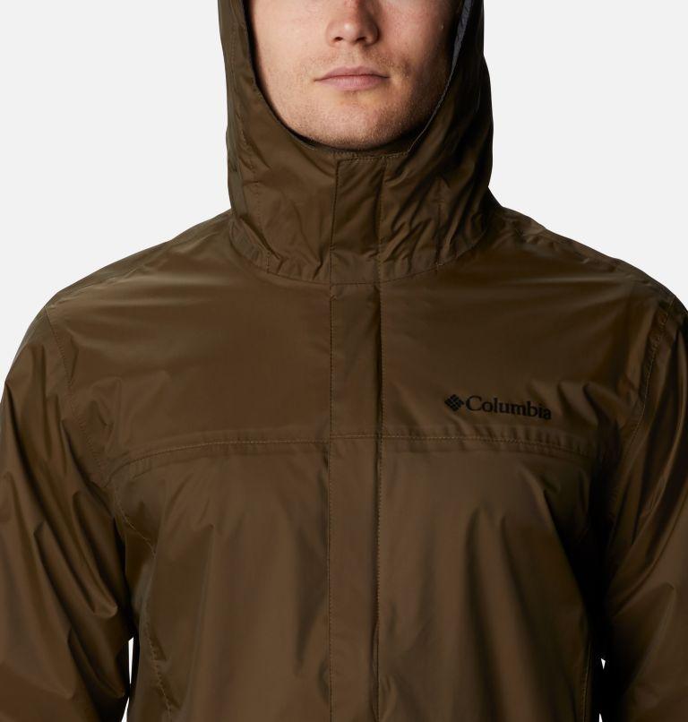 Watertight™ II Jacket | 320 | S Men's Watertight™ II Jacket, Olive Green, Shark, a2