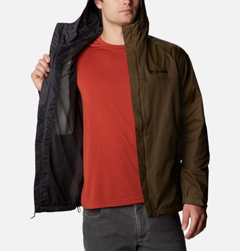 Watertight™ II Jacket | 320 | S Men's Watertight™ II Jacket, Olive Green, Shark, a3