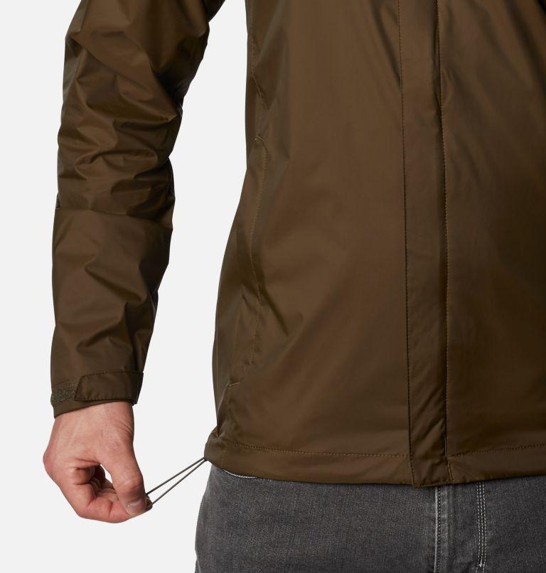 Watertight™ II Jacket | 320 | S Men's Watertight™ II Jacket, Olive Green, Shark, a4
