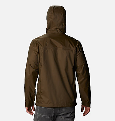 Men's Watertight™ II Jacket Watertight™ II Jacket | 820 | S, Olive Green, Shark, back