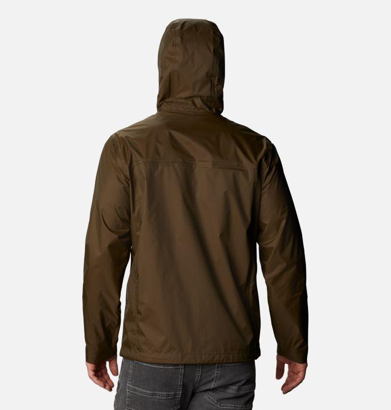 Watertight™ II Jacket | 320 | S Men's Watertight™ II Jacket, Olive Green, Shark, back