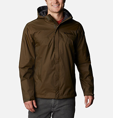 Men's Watertight™ II Jacket Watertight™ II Jacket | 023 | L, Olive Green, Shark, front
