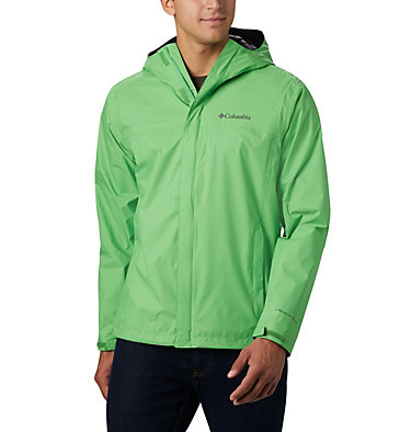 Men's Watertight™ II Jacket Watertight™ II Jacket | 820 | S, Green Boa, front