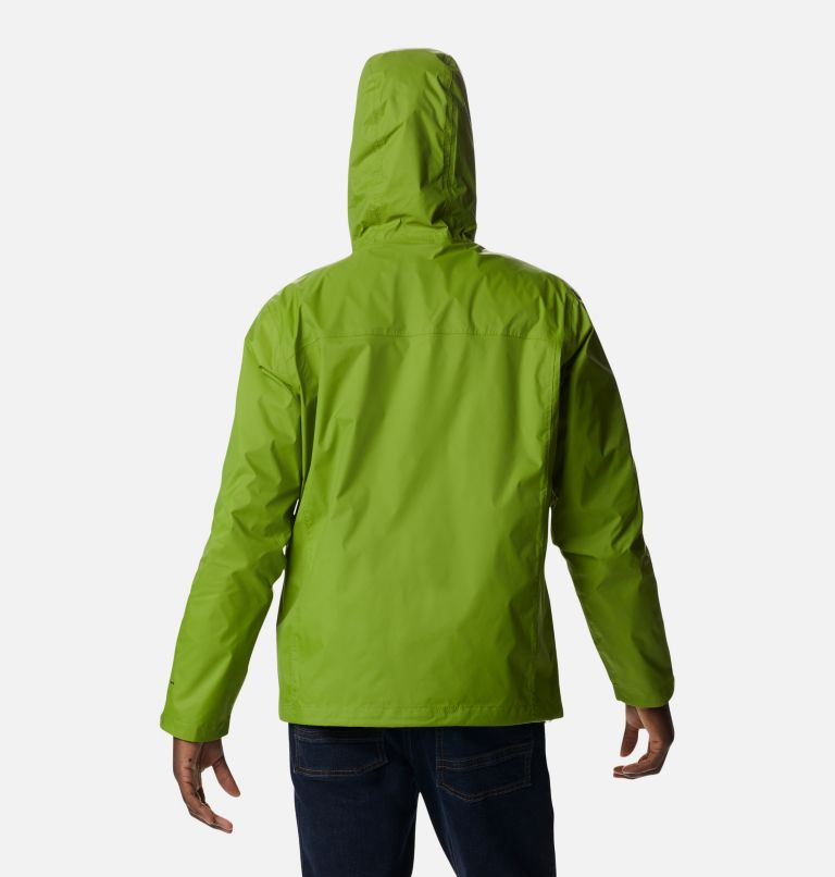Watertight™ II Jacket   352   S Men's Watertight™ II Jacket, Matcha, back