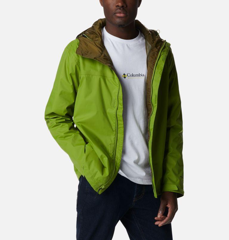 Watertight™ II Jacket   352   S Men's Watertight™ II Jacket, Matcha, front