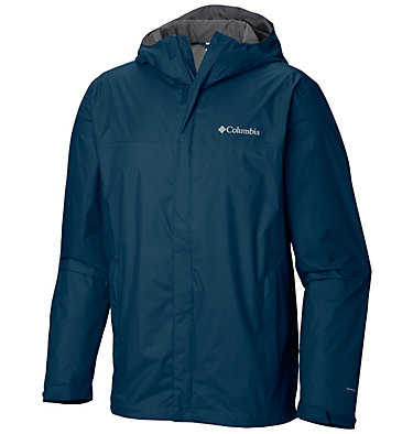 Manteau Watertight™ II pour homme Watertight™ II Jacket | 820 | S, Petrol Blue, front