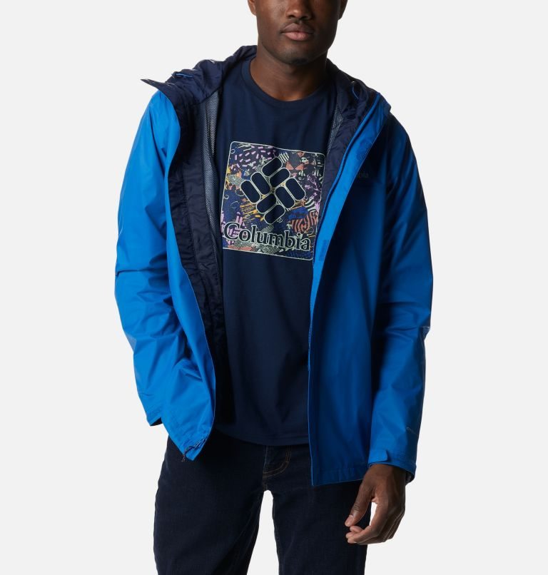 Watertight™ II Jacket   433   M Manteau Watertight™ II pour homme, Bright Indigo, a5