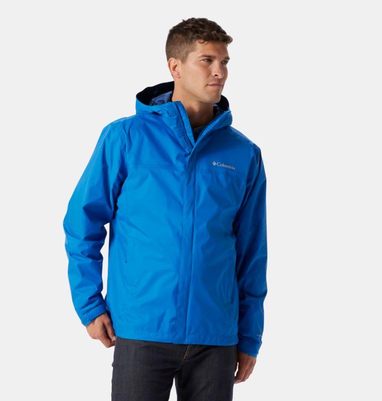 Watertight™ II Jacket   433   M Manteau Watertight™ II pour homme, Bright Indigo, front
