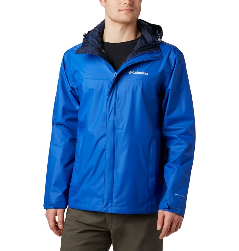 Watertight™ II Jacket | 437 | XL Men's Watertight™ II Jacket, Azul, front