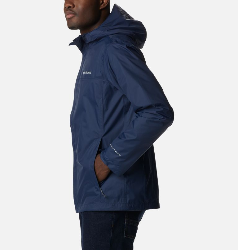 Watertight™ II Jacket | 464 | L Men's Watertight™ II Jacket, Collegiate Navy, a1