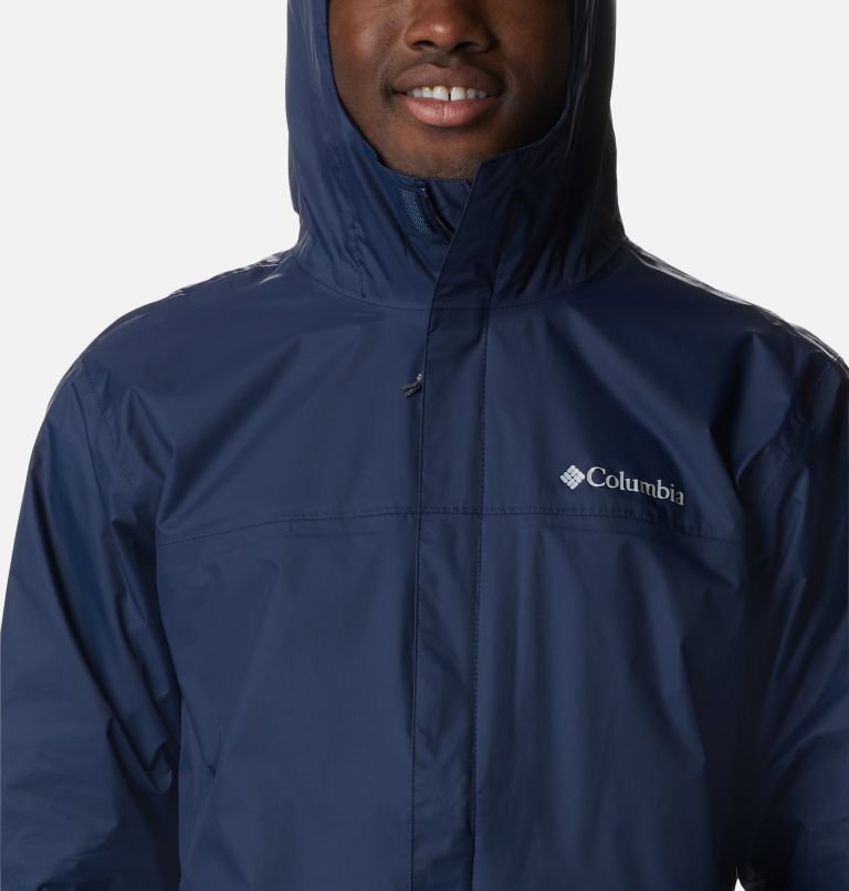 Watertight™ II Jacket   464   L Men's Watertight™ II Jacket, Collegiate Navy, a2