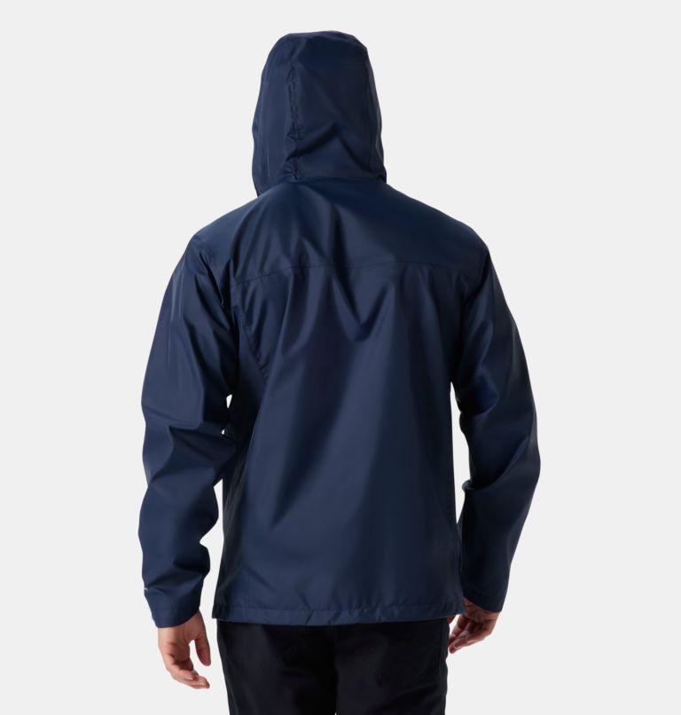 Watertight™ II Jacket   464   L Men's Watertight™ II Jacket, Collegiate Navy, back