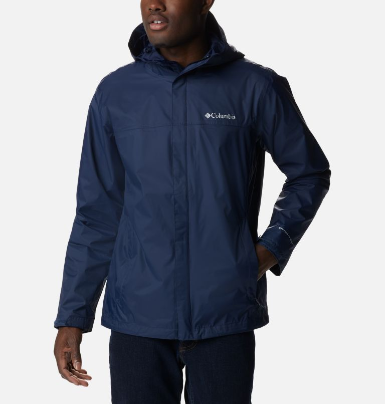Watertight™ II Jacket | 464 | S Men's Watertight™ II Jacket, Collegiate Navy, front