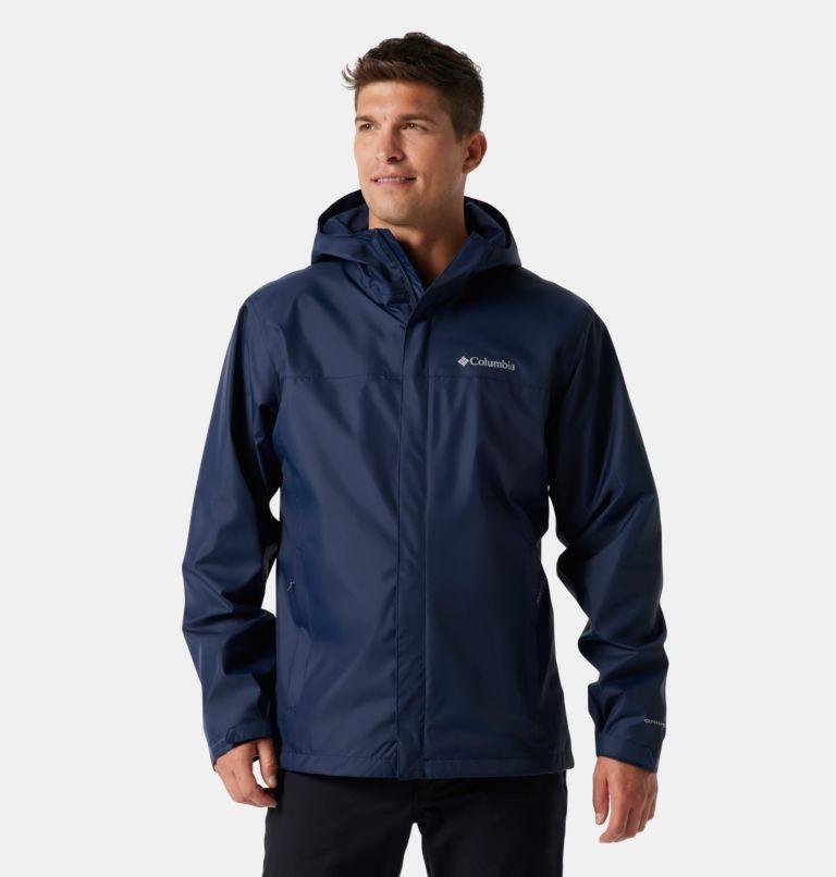 Watertight™ II Jacket   464   L Men's Watertight™ II Jacket, Collegiate Navy, front