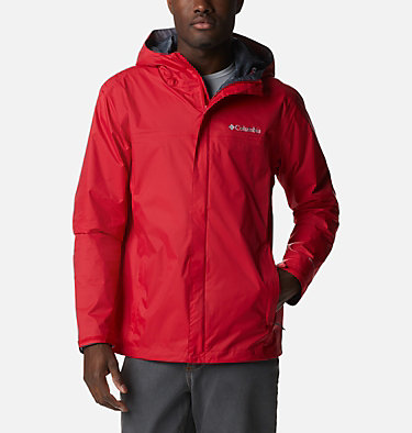 Manteau Watertight™ II pour homme Watertight™ II Jacket | 820 | S, Mountain Red, front