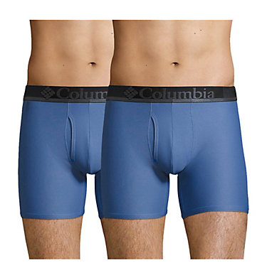 Men's Diamond Mesh Boxer Briefs , front