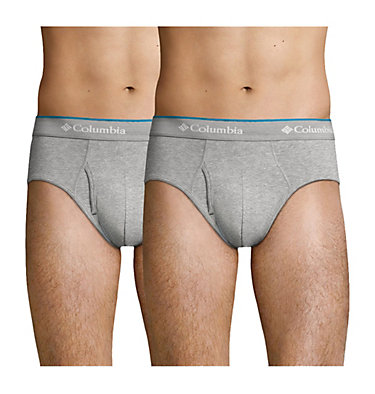 Men's Cotton Stretch Briefs , front