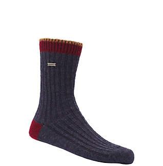 Women's Merino Basic Crew Sock