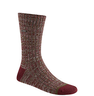 Women's Super Soft Wool Spaced Crew Socks