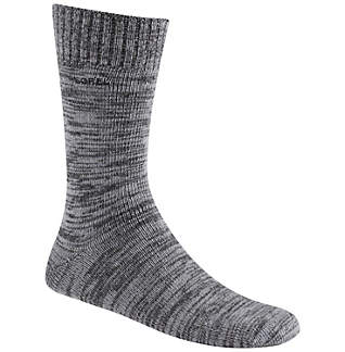 Men's Spacedye Wool Crew Socks