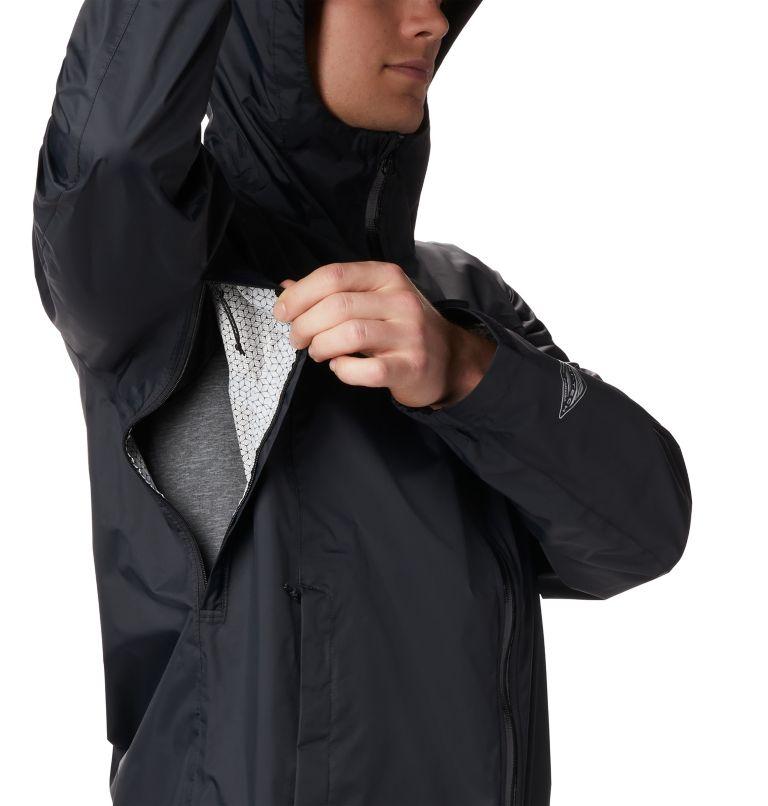 Men's EvaPOURation™ Omni-Tech™ Jacket - Big Men's EvaPOURation™ Omni-Tech™ Jacket - Big, a2