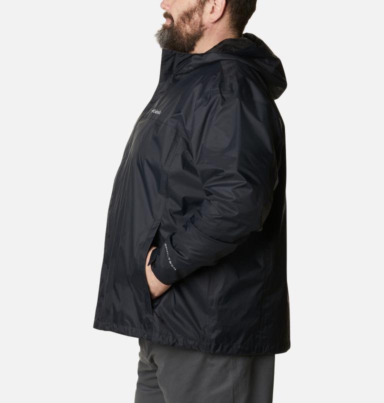 Watertight™ II Jacket | 010 | 4X Men's Watertight™ II Rain Jacket - Big, Black, a1