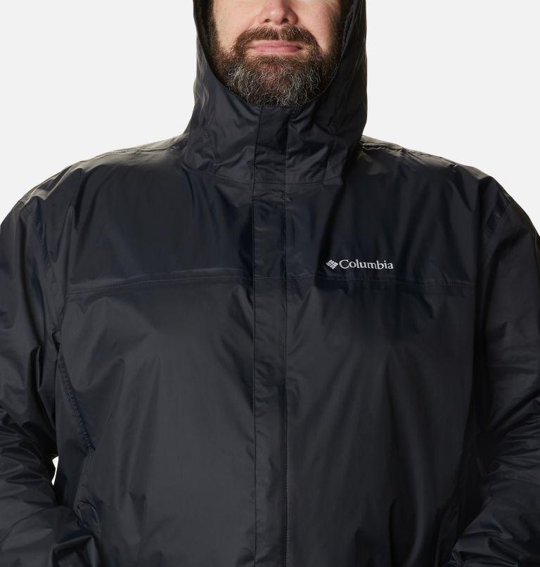 Watertight™ II Jacket | 010 | 4X Men's Watertight™ II Rain Jacket - Big, Black, a2