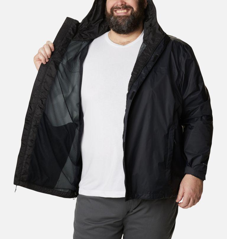 Watertight™ II Jacket | 010 | 4X Men's Watertight™ II Rain Jacket - Big, Black, a3