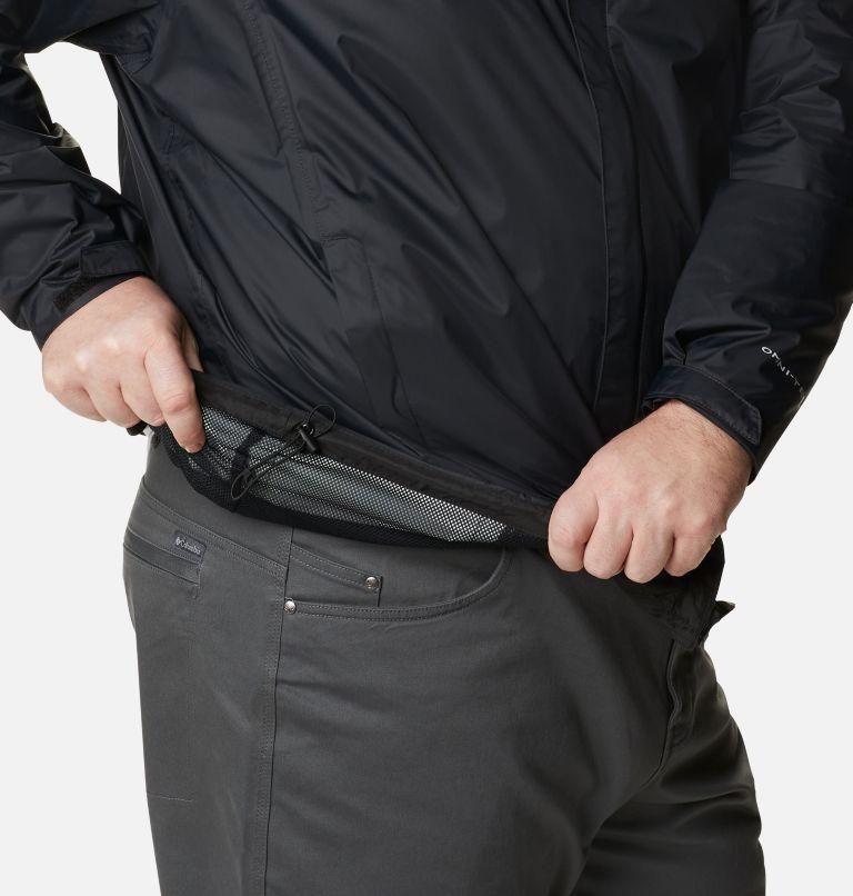 Watertight™ II Jacket | 010 | 4X Men's Watertight™ II Rain Jacket - Big, Black, a4