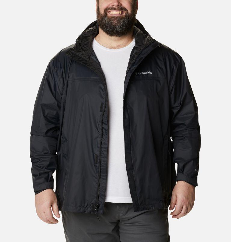 Watertight™ II Jacket | 010 | 4X Men's Watertight™ II Rain Jacket - Big, Black, a6