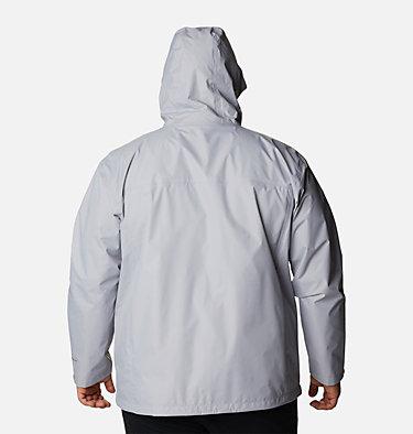 Men's Watertight™ II Jacket - Big Watertight™ II Jacket | 820 | 4X, Columbia Grey, back