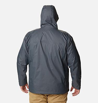 Men's Watertight™ II Jacket - Big Watertight™ II Jacket | 820 | 4X, Graphite, back