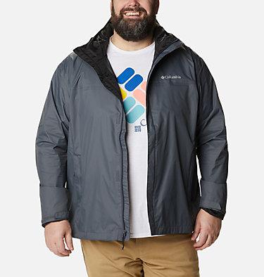 Men's Watertight™ II Jacket - Big Watertight™ II Jacket | 820 | 4X, Graphite, front