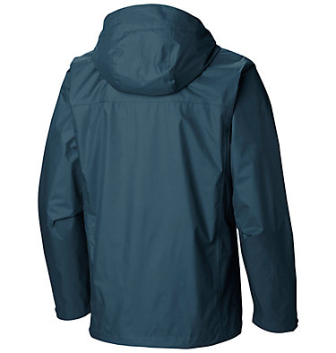 Manteau Watertight™ II pour homme – Taille forte Watertight™ II Jacket | 433 | 6X, Petrol Blue, back