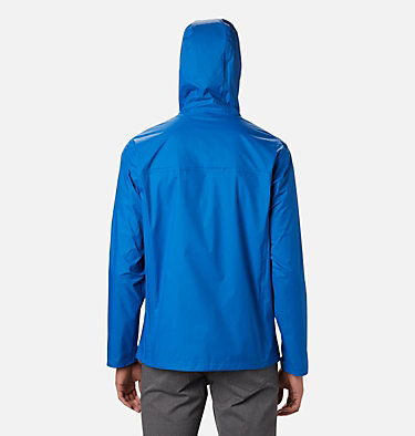Men's Watertight™ II Jacket - Big Watertight™ II Jacket | 433 | 6X, Bright Indigo, back