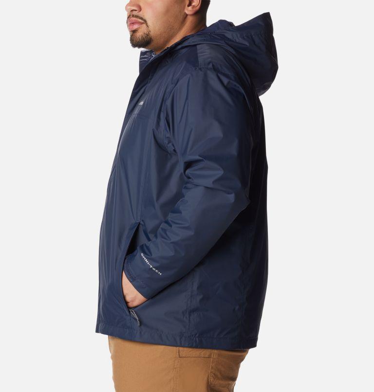 Watertight™ II Jacket | 464 | 6X Men's Watertight™ II Jacket - Big, Collegiate Navy, a1